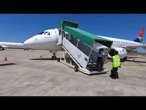 Amazing footage from our flight with SA Airlink (HD) - Nelspruit Kruger to Cape Town, SA8664