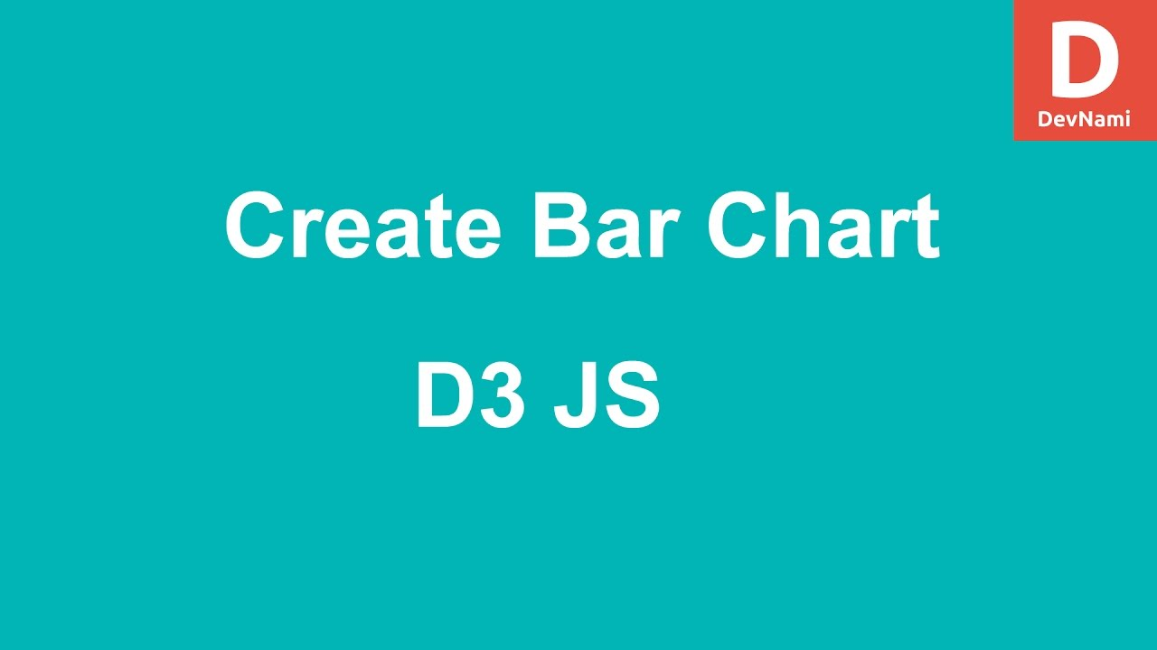 D3 JS Create Bar Chart