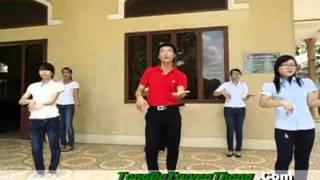 Vũ điệu: Hát Với Donbosco - TongDoTruyenThong.Com