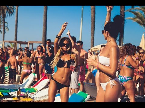 Hot Beach Party
