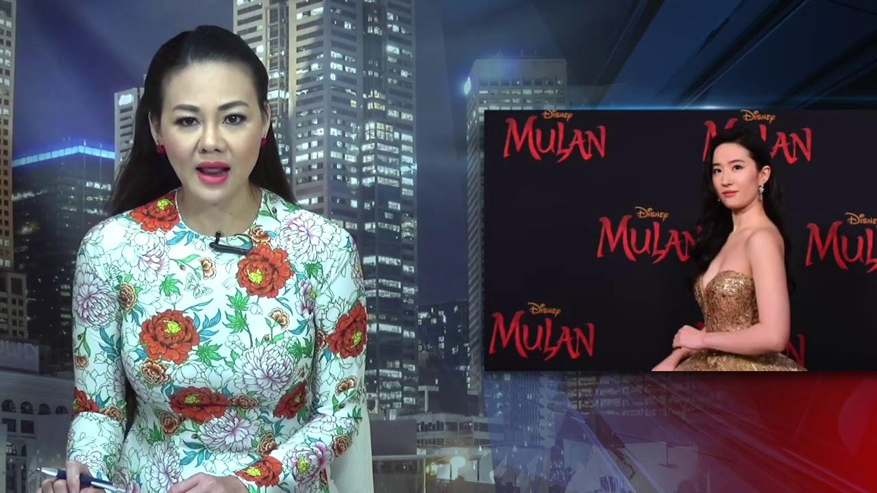 Download Chiến dịch tẩy chay phim Mulan và diễn viên Lưu Diệc Phi