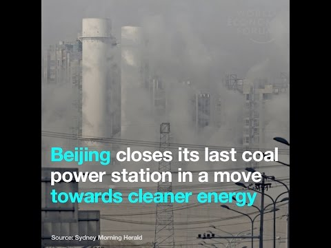 Beijing closes last big coal fired power station in push for cleaner energy