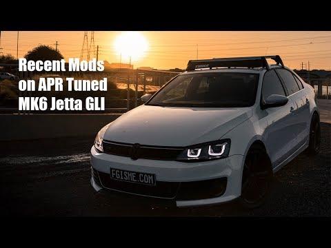 MODS LIST (VW MK6 Jetta GLI)