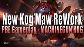 MACHINEGUN KOG - New Kog