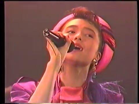 島田奈美 FINAL CONCERT/1990.07.30 サウンドコロシアム MZA