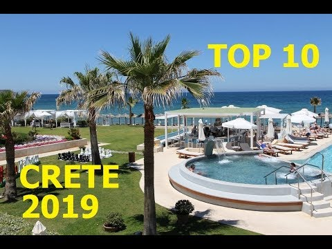TOP 10 BEST 5 STAR HOTELS CRETE, CHANIA AREA 2019