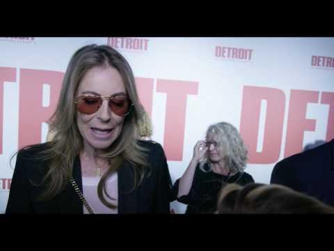 Detroit Premiere Kathryn Bigelow