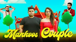 Manhoos Couple | HarryCane | Funny Video 2020 | HQM1