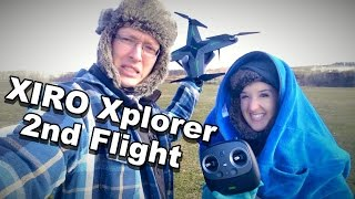 Xiro Xplorer Drone Second Flight Advanced Flight Modes - TheRcSaylors(Turns out everyone really likes the XIRO Xplorer Drone, but maybe not as much as we do! Which is why we had to break out into the cold again to get this FPV ..., 2016-02-03T22:00:00.000Z)