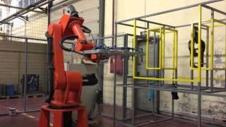 Yüksek Hızda Çalışırken Robot Kolda Meydana Gelen Titreşim Problemi -2