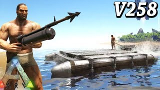 🚤 ARK MOTORBOAT TEST, HARPOON GUN, TOILET & MUCH MORE!! UPDATE 258 Ark Survival Evolved