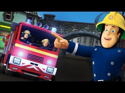 пожарный сем мультик