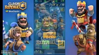 Royal clash: free #2 account