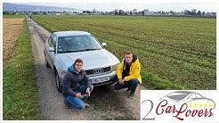 Audi A4 B5 1.8 Fahrbericht & Kaufberatung