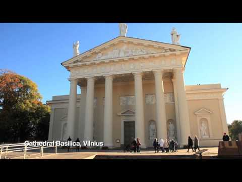 Cathedral Basilica, Vilnius, Lithuania -Silvija Travel Tips - Unravel Travel TV