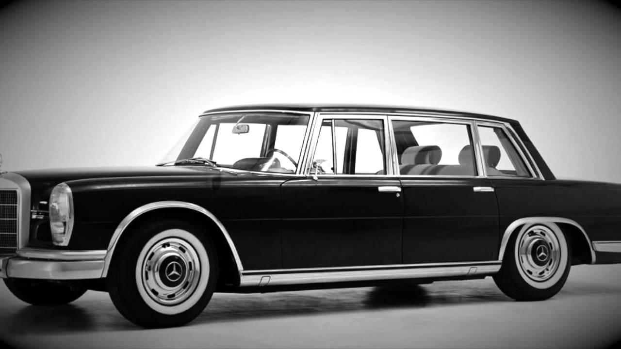 Mercedes 600 Pullman : mercedes benz 600 pullman limousine 1964 youtube ~ Maxctalentgroup.com Avis de Voitures