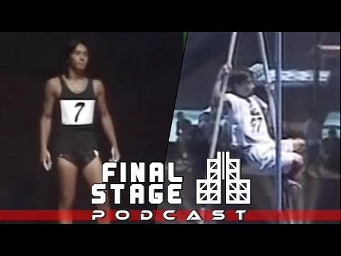 Sasuke 1 Review: Back to Where it All Began (ft  Rich): Final Stage Podcast Episode 19