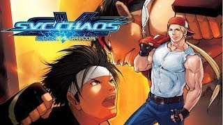 SNK VS CAPCOM, TERRY VS OROCHI IORI, MR KARATE, ATHENA Thumbnail