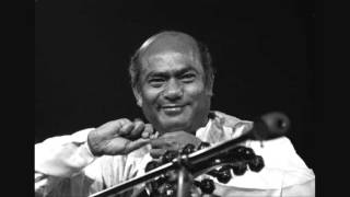 Ali Akbar Khan (1) Raga Medhavi