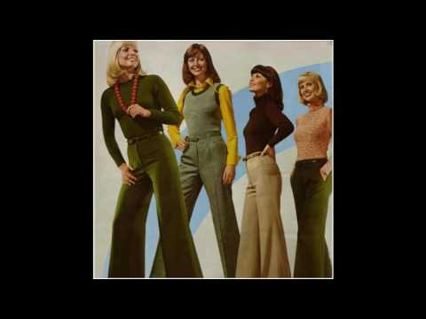 Мода 70-х годов в Служебном романе.