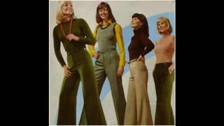 видео Мода 60-х и 70-х годов. Прическа (Hairstyle).