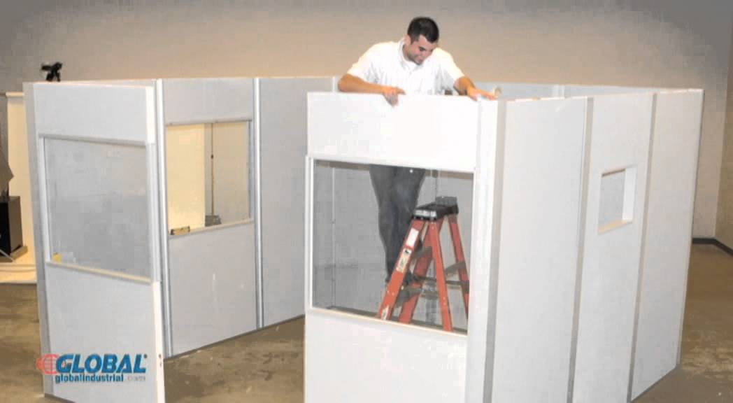 Modular Inplant Offices - YouTube
