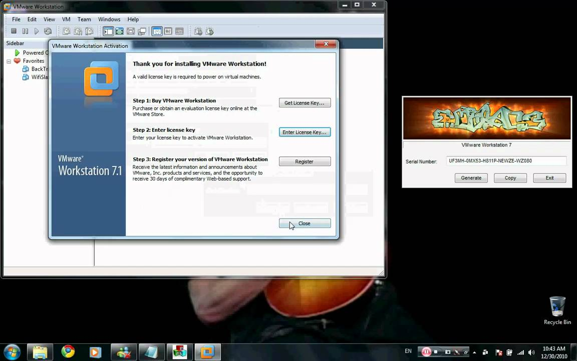 wifislax pour windows 7