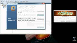 How to install VMware and WIFISLAX on it