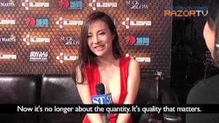 Gan Lulu to star in 4D erotic film?