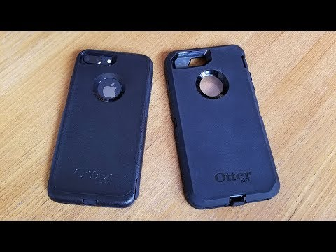 Otterbox Defender Vs Commuter >> Otterbox Defender Vs Commuter For Iphone 8 Iphone 8 Plus