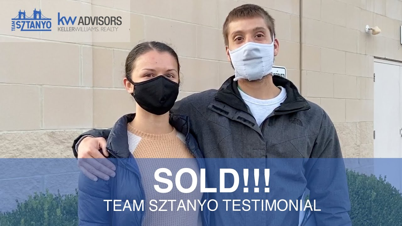 First Time Homebuyers Close on Newport, KY Home | Team Sztanyo
