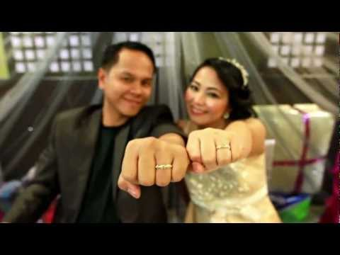 Eidel and Roger Nuptial - Audio Video Presentation by Jay & Kae photography
