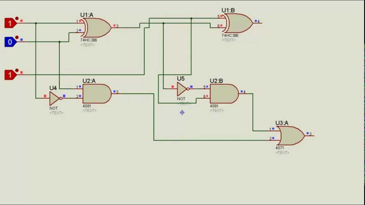 8 Bit Adder Subtractor Circuit Free Wiring Diagram For You Download Schematic Tishitu Full Logic Gate Tutorial In Proteus 3
