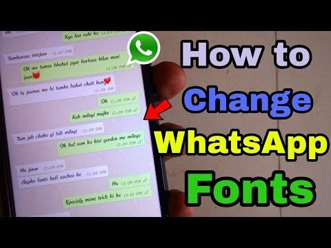 How To Change Font Style In Any Android Device [ No Root ]