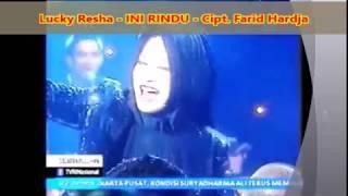 Lucky Resha --  INI RINDU  - Ciptaan Farid Hardja -  Lagu Pop Kenangan 1980 an  -  0 98
