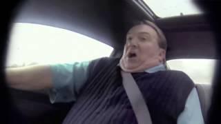 Jeff Gordon Test Drive in disguise