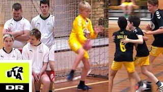 Udviklingshæmmede vs. drengene | Håndboldmissionen | Ultra