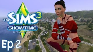 The Sims 3 - Spettacolo (quasi) ben riuscito - Ep.2 - Showtime - [Gameplay ITA]