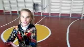 Тренировка девочек 2006 года рождения.