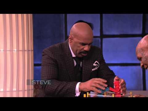 Steve Harvey VS Mike Tyson