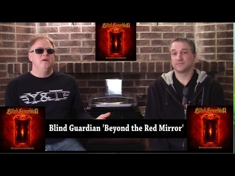 Blind Guardian Beyond The Red Mirror Review Heavy