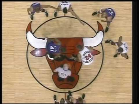 1993 NBA finals Bulls vs Suns Game 3 Michael Jordan