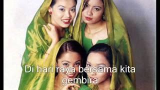 Kurniaan Di Hari Raya - Feminin with lyric