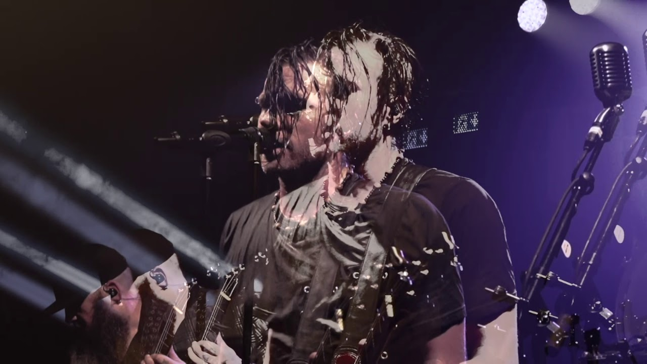 Three Days Grace - The Abyss Live from Sold Out Show in London