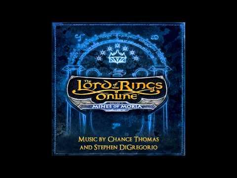 LOTRO - The Mines Of Moria Soundtrack - Khazad-Dum
