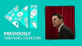 PODCAST Previoulsy - Twin Peaks : the return, toujorus aussi culte que pendant les années 1990
