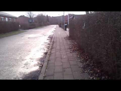 Sony Ericsson Xperia Active Camera Test Walking