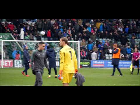 Matchday Moments with Visit Plymouth - Bristol Rovers
