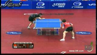 2012 Korea Open (ms-qf) YOON Jaeyoung - XU Xin [Full Match|Short Form]