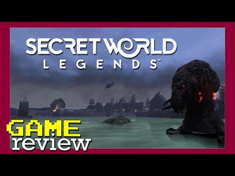 Secret World Legends Game Review (The Secret World)